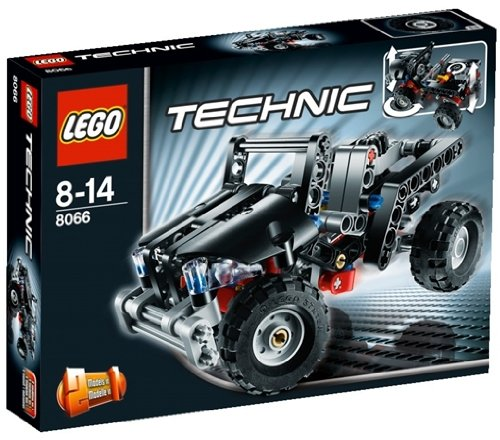 LEGO Technic 8066 - 4X4