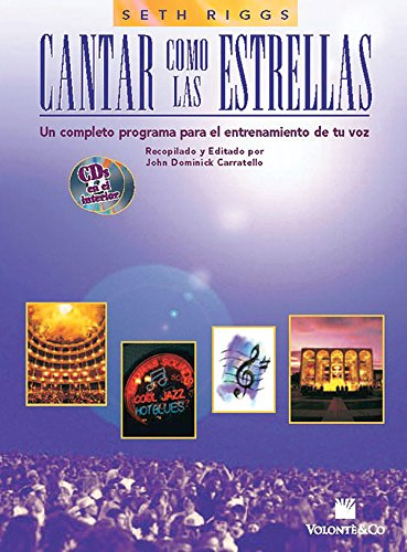 CANTAR COMO LAS ESTRELLAS+2CD: Spanish Language Edition,