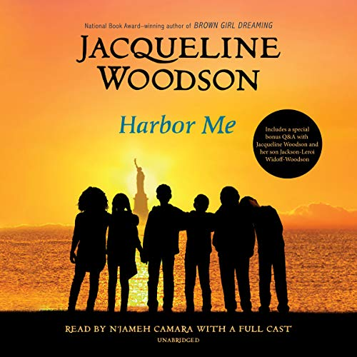 Harbor Me audiobook cover art