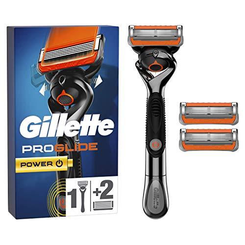 Gillette Fusion Proglide Power - Lame per rasoio da uomo