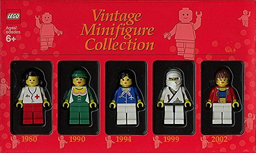 LEGO 852769 - Vintage Minifigure Collection / Klassische Minifiguren Sammlung 5