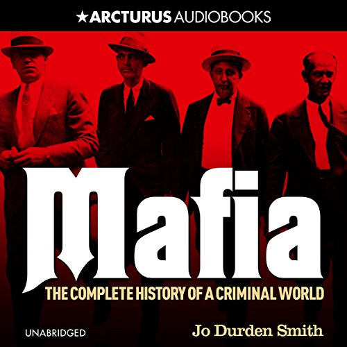 Mafia audiobook cover art