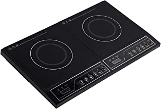 Plaque de cuisson à induction électrique 220 V / 3400 W Home Cuisine Plaque à induction Touchpad Plaque à induction avec a...