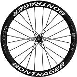 Pegatinas Llantas Bicicleta BONTRAGER Aeolus Pro 37 WH60 Blanco 010