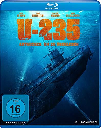 U-235 - Abtauchen, um zu überleben [Blu-ray]
