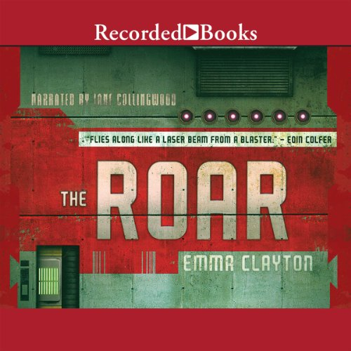 The Roar audiobook cover art