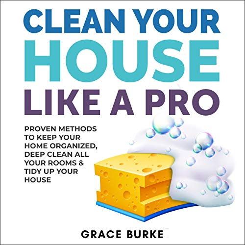 Clean Your House Like a Pro cover art