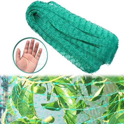 LYAID Jardin Netting Forte Protection Mesh - Peut découpable-légumes requis Fruits Mous Étangs De Nombreux Autres usages - Utilisé par Les pépiniéristes Professionnels,5 * 5M