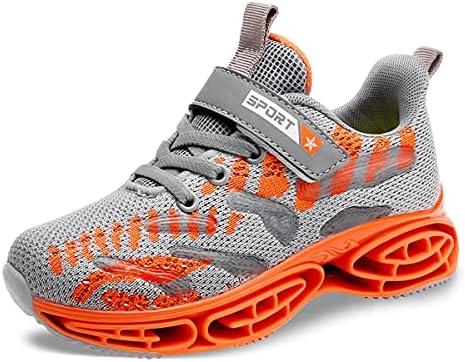 Yamihan Boys Grils Shoes Kids Velcro Sneakers...