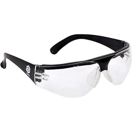 SPOSUNE Schutzbrille Klar Anti Nebel Spritzfest Schlagfest Verstellbarer Arbeitsschutzbriller Entworfen f/ür Brillentr/äger Geeignet f/ür Baustelle Holzbearbeitung Chemischen Labor ANSI Z87.1