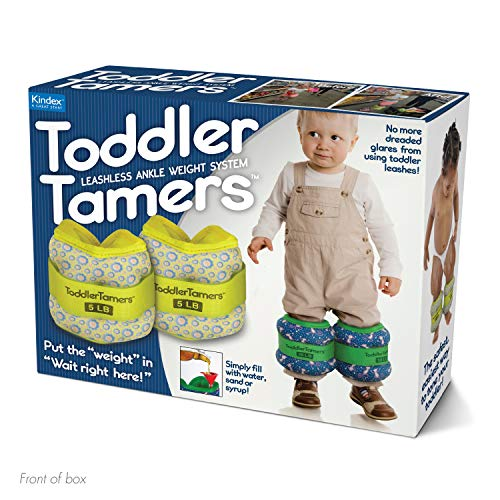 """Prank Pack """"Toddler Tamers"""" - Wrap Your Real Gift in a Prank Funny Gag Joke Gift Box - by Prank-O - The Original Prank Gift Box 