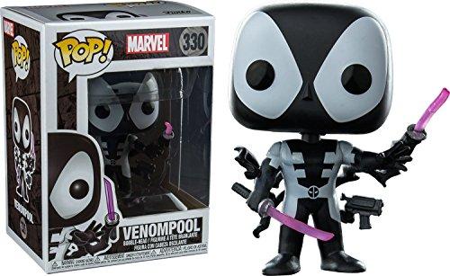Funko Pop! Marvel: Venompool [Back In Black] #330