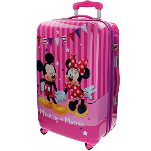 Disney - MICKEY & MINNIE Party - Equipaje Infantil - 53L - 67cm