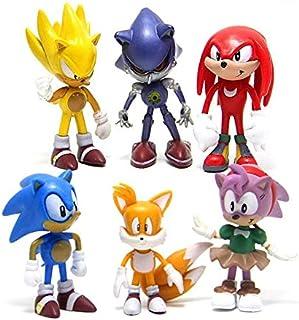 Amazon.es: Sonic: Juguetes y juegos