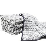 Microfibra Asciugamani per la Pulizia,disponibile come un Strofinacci e un Asciugamani da ...