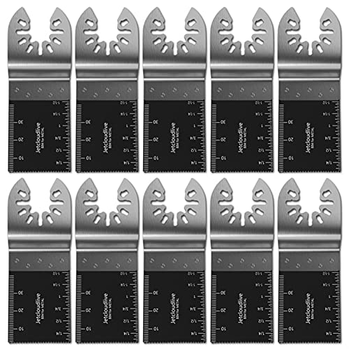 10/20 / 50pcs Hoja de sierra MultiTool Hojas de sierra circular de hoja circular for renovador for Fein Multimaster Wood Cutting Kit by ROYAL STAR TY (Color : 20pcs)