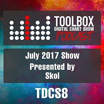 Toolbox Digital Chart Show - July 2017