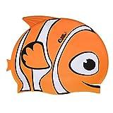 HeySplash Cuffia da Nuoto per i Bambini, Kids Swim cap...