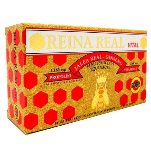 Robis Jalea Real Vital Jalea Real 1160 mg 30 Ampollas