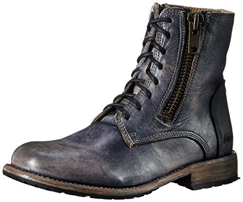 BED STU Women's Tactic Boot, Black Driftwood, 8.5 M US
