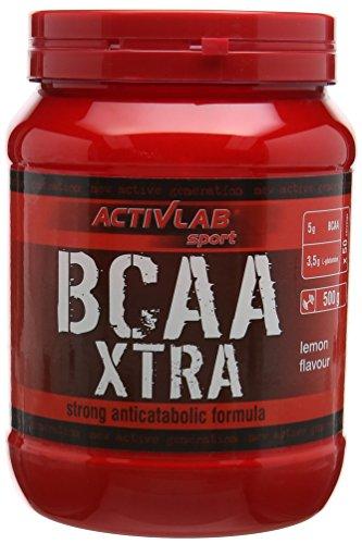 Activlab, BCAA Xtra, Lemon (1x 500g)