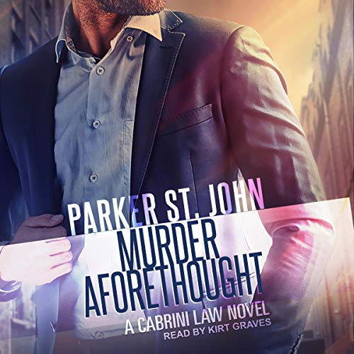 Murder Aforethought cover art