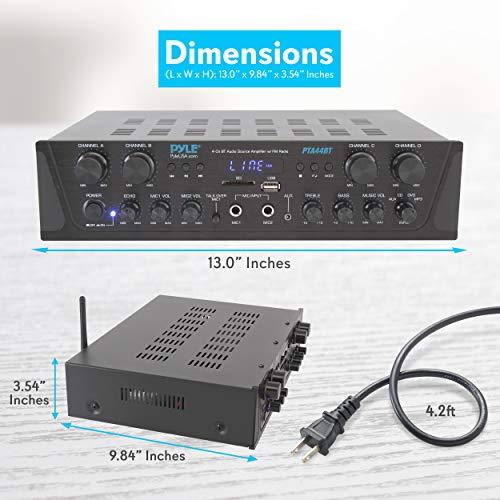 Product Image 5: 500W Karaoke Wireless Bluetooth Amplifier