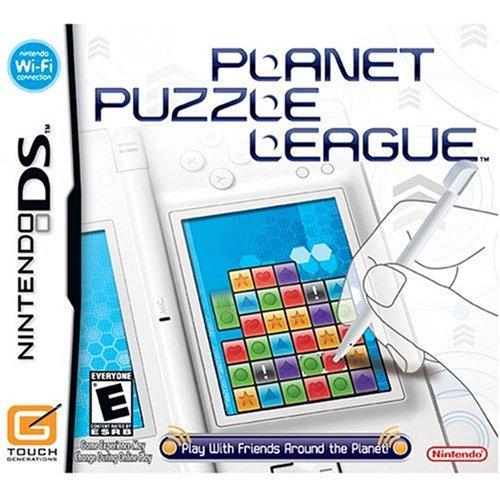 Planet Puzzle League Cheap super special price - Cheap mail order sales Nintendo DS