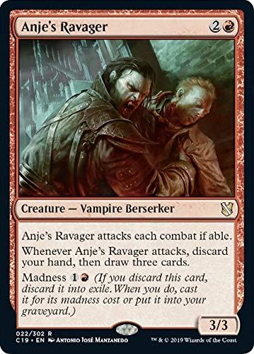 Magic: the Gathering - Anje's Ravager - Predatore di ANJE - Commander (2019 Edition)
