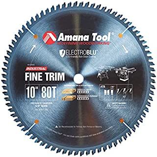 Amana Tool - 610800C Electro-BLU Carbide Tipped Trim 10