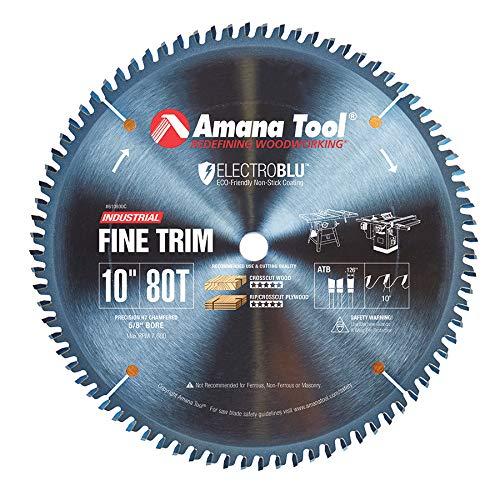 Amana Tool - 610800C 10 in. Blade