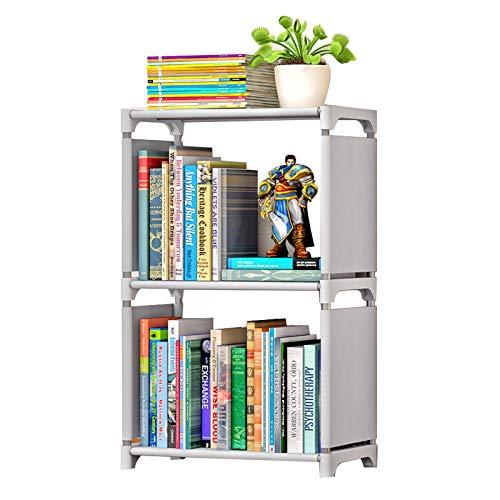 YILANJUN Kinderregal Aufbewahrungsregal Regal Bücherregal für Kinder, Einfaches Kostenloses Kombiniertes, Kinderbücherregal für Kinderzimmer