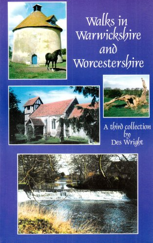 Walks in Warwickshire and Worcestershire (Pub Walks for Motorists S.)