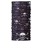 Buff Herren Skull & Crossbone Original, Totenkopf und gekreuzte Knochen, Einheitsgröße