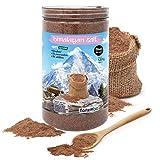 Nortembio Sel Noir de l'Himalaya 1,35 Kg. Extra Fin (0,5-1 mm). 100% Naturel. sans Affiner. sans Conservateurs. Extrait à la Main. Qualité Premium.