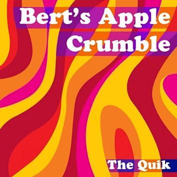 Berts Apple Crumble