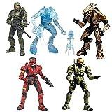 McFarlane Halo 3 Series 4 Figures Set Of 5