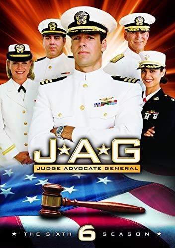 Jag: Sixth Season (6 Dvd) [Edizione: Stati Uniti]
