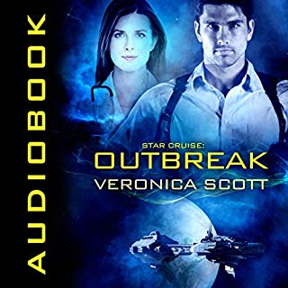 Star Cruise: Outbreak audiobook cover art