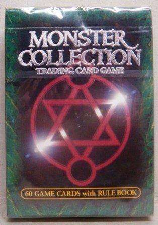 モンスターコレクション トレーディングカードゲーム スターターパック