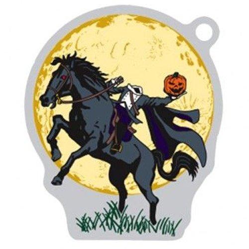 GEO-VERSAND Spooky Travel Tag Reiter, mehrfarbig, 11248