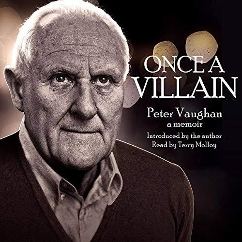 Once a Villain cover art