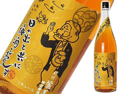 株式会社 酒のかまくら 紀州鶯屋 ばばあの梅酒 蜂蜜梅酒 1800ml