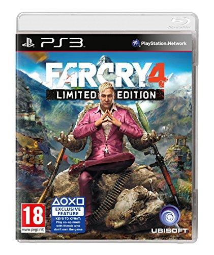 Ubisoft 300066876 - FAR CRY 4: LIMITED EDITION