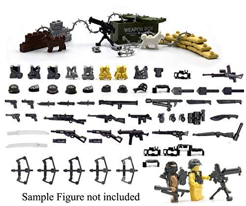 ARMA NOME: Flammenwerfer Tank, Kukri Knife, Silver Katana, PPSh 41 (pistolet-pulemyot Shpagina), MK2 Grenade, DP-28 (La mitragliatrice Degtyaryov), Dadao, Karabiner 98K, M24 Stick Grenade, Rapier, Soviet Mosin-Nagant Rifle, MG- 42 (Maschinengewehr 42...