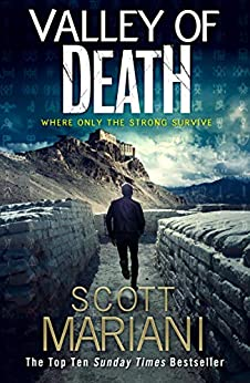 Valley of Death (Ben Hope, Book 19) by [Scott Mariani]