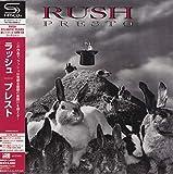 Rush: Presto (SHM-CD) (Paper Sleeve) (Audio CD)