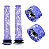 aoteng 2 Pre & 2 Post Filters Accessory for Dyson V6 Absolute Cordless...