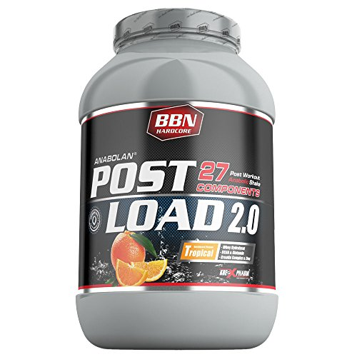 Best Body BBN Hardcore Anabolan Post Load 2.0 Proteine Tropicale - 1 Prodotto