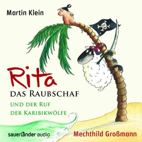 Rita das Raubschaf und der Ruf der Karibikwölfe Titelbild